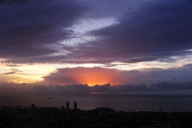 fuera de africano aficionado cerca de Las Palmas de Gran Canaria