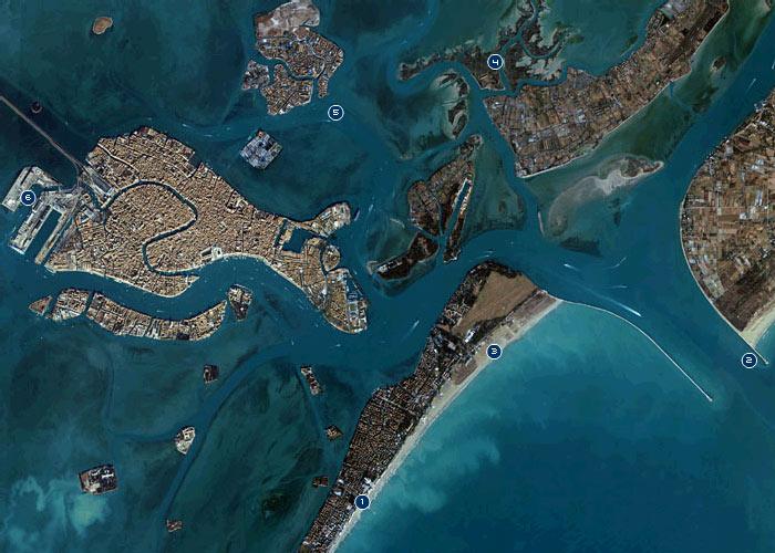 Maravillas de Venecia