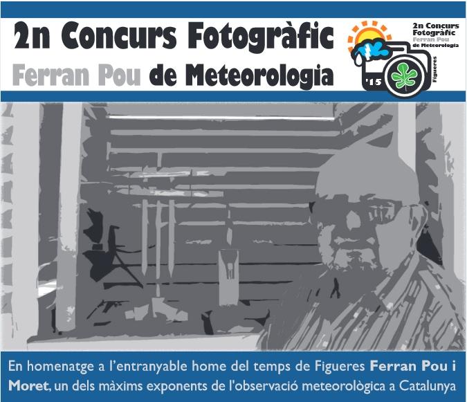 Segundo concurso fotogr fico ferran pou de meteorolog a - El tiempo en figueres ...