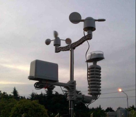 Mantenimiento b sico de una estaci n meteorol gica - Estacion meteorologica carrefour ...