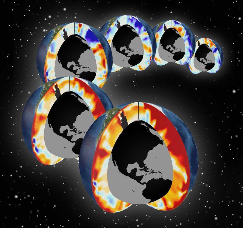 El calentamiento global oceánico se está acelerando - Revista del ...