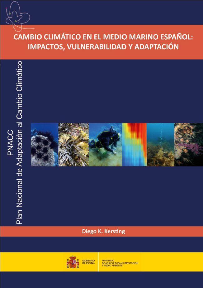 Las ciencias del mar 22 57 cambio clim tico magrama publicaciones - Oficina espanola de cambio climatico ...