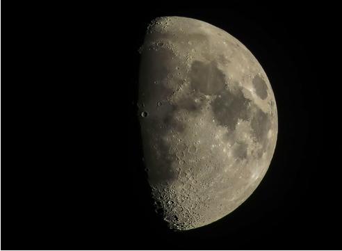 Ocaso y la luna creciente vista desde rota c diz for Proxima luna creciente