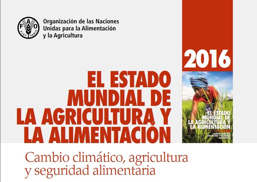 Cambio clim tico agricultura y seguridad alimentaria for El tiempo en paris en enero 2017