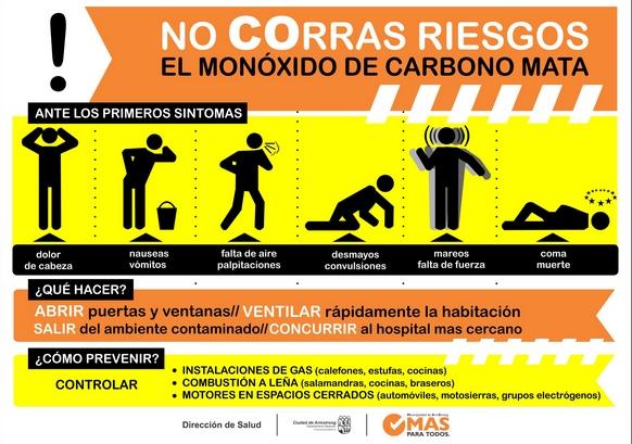 Envenenamiento por mon xido de carbono c mo protegerse - Detectores de monoxido de carbono ...