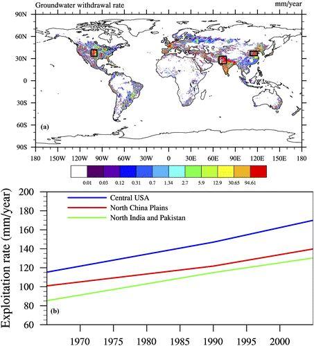 La extracci n de agua subterr nea influye en el clima revista del aficionado a la meteorolog a - Tiempo en pakistan ...