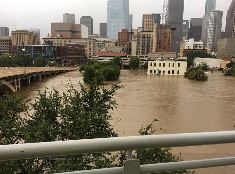 Inundaciones Catastr Ficas E Hist Ricas En Houston Y Otros