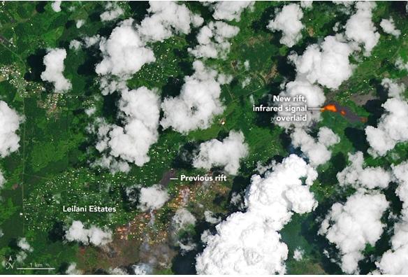 Kilauea sigue erupcionando revista del aficionado a la for Temperatura lava
