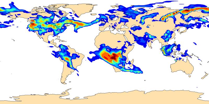 Se forma la tormenta tropical 'Lane' en BCS; no afecta al país