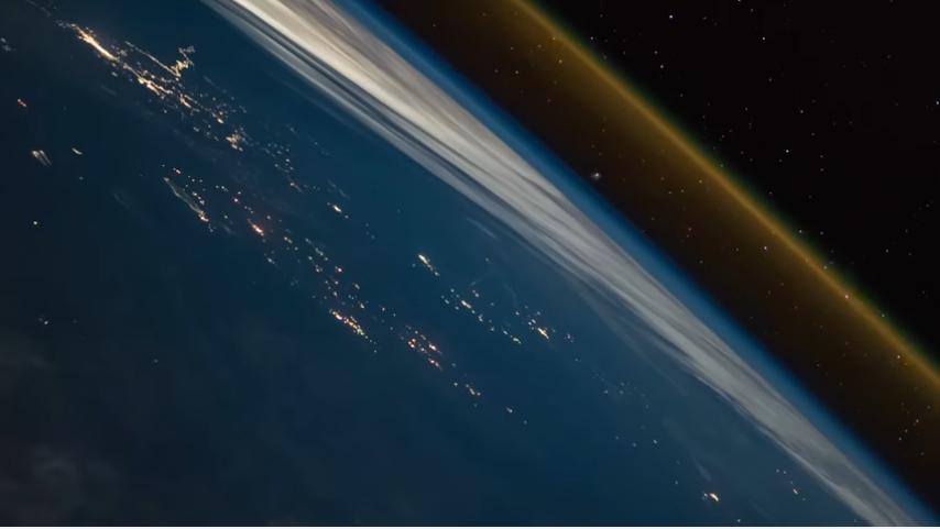 Un astronauta encontró disquetes de Windows 95 en la Estación Espacial Internacional