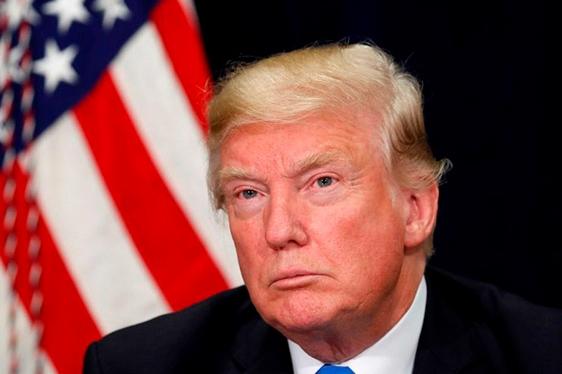 Trump no cree en cambio climático
