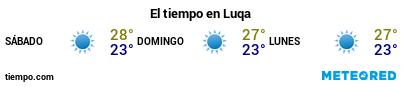 Previsión del tiempo en el puerto de Malta para los próximos 3 días